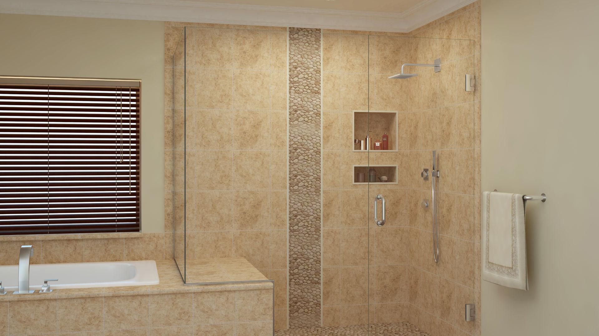 Shower Cubicle – Abhishek Art Glass